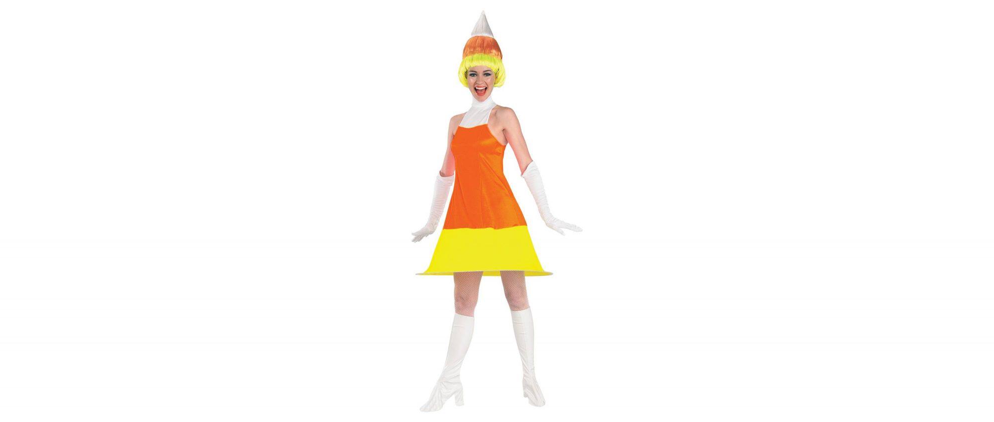Halloween Jello Shots Candy Corn Costume