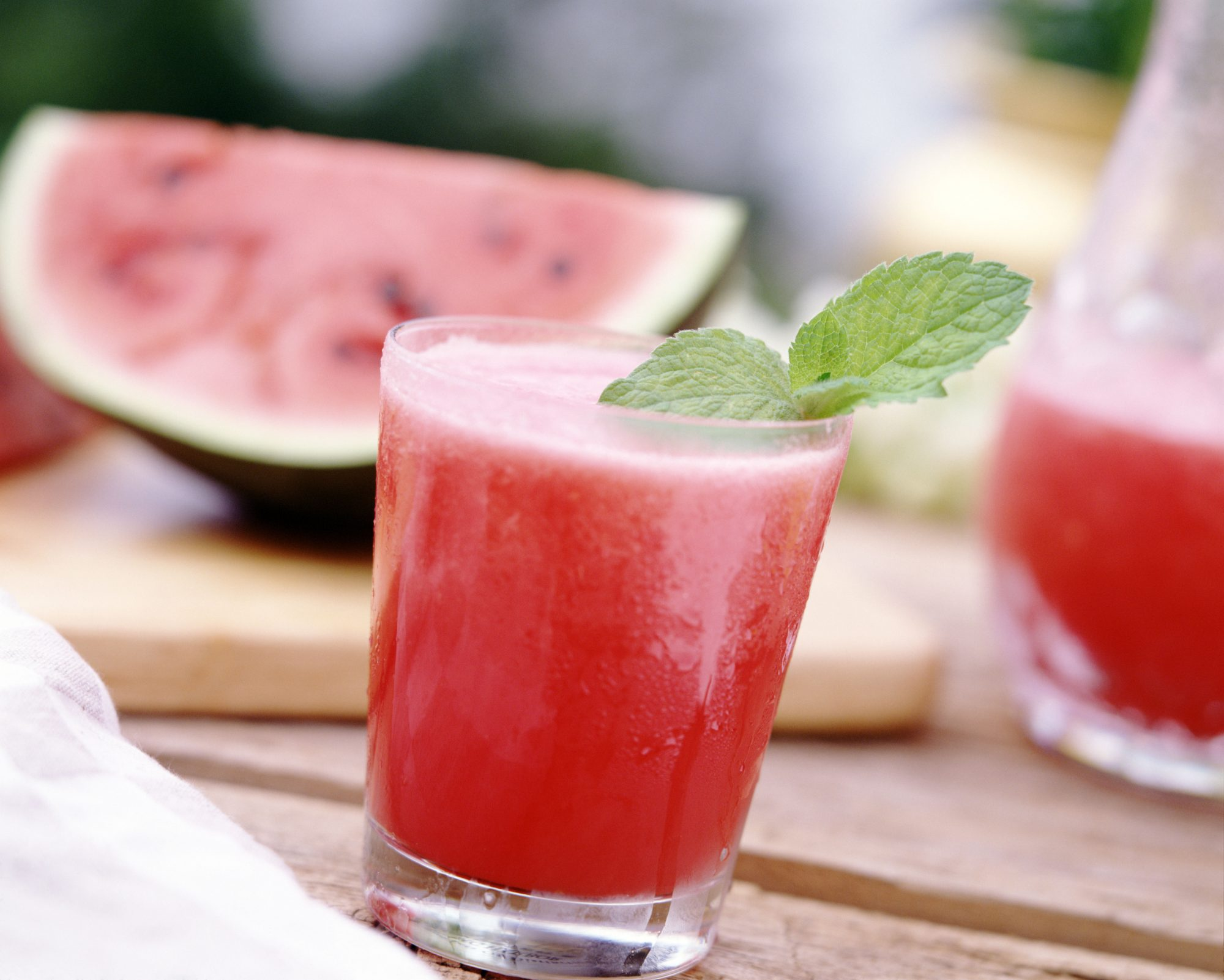 How to Make (and Use) Your Own Watermelon Juice
