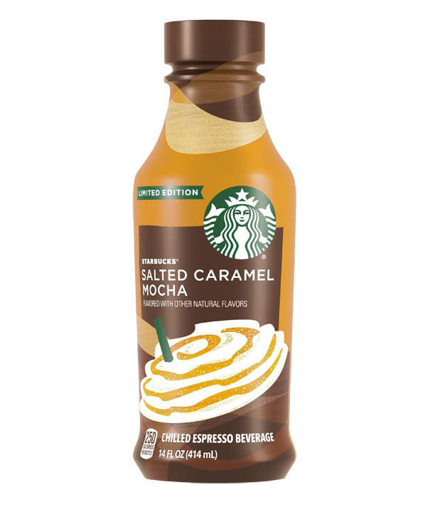 Never Choose Between Salted Caramel and Mocha Again With Starbucks' Latest Creation