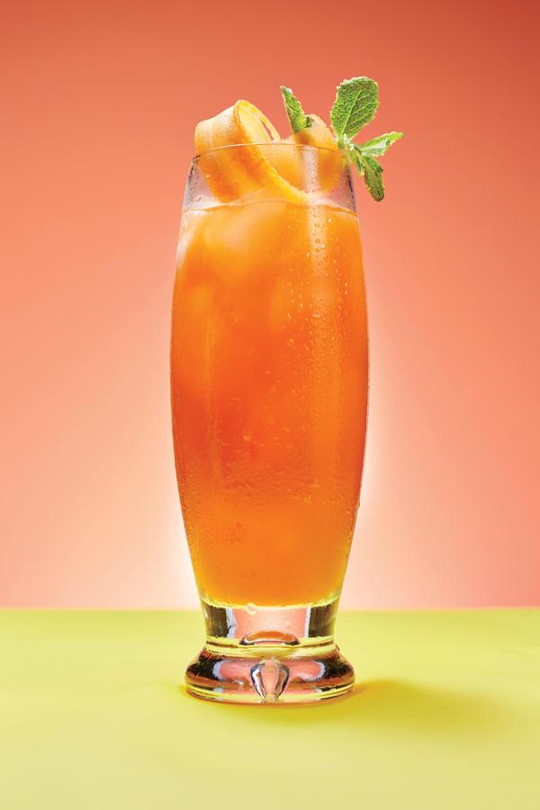 Carrot-Ginger Beer