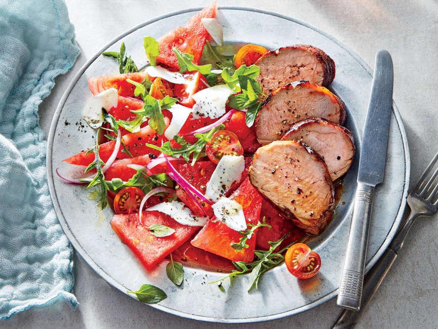 ck- Watermelon-Tomato Salad