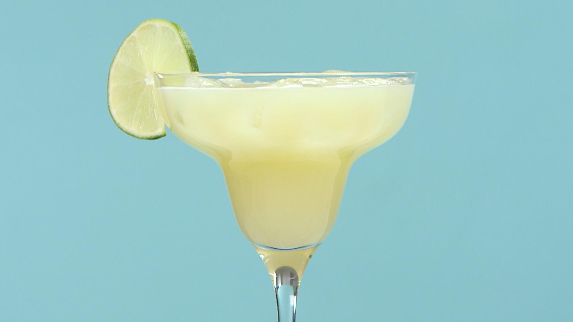 Whole Lime Margarita image