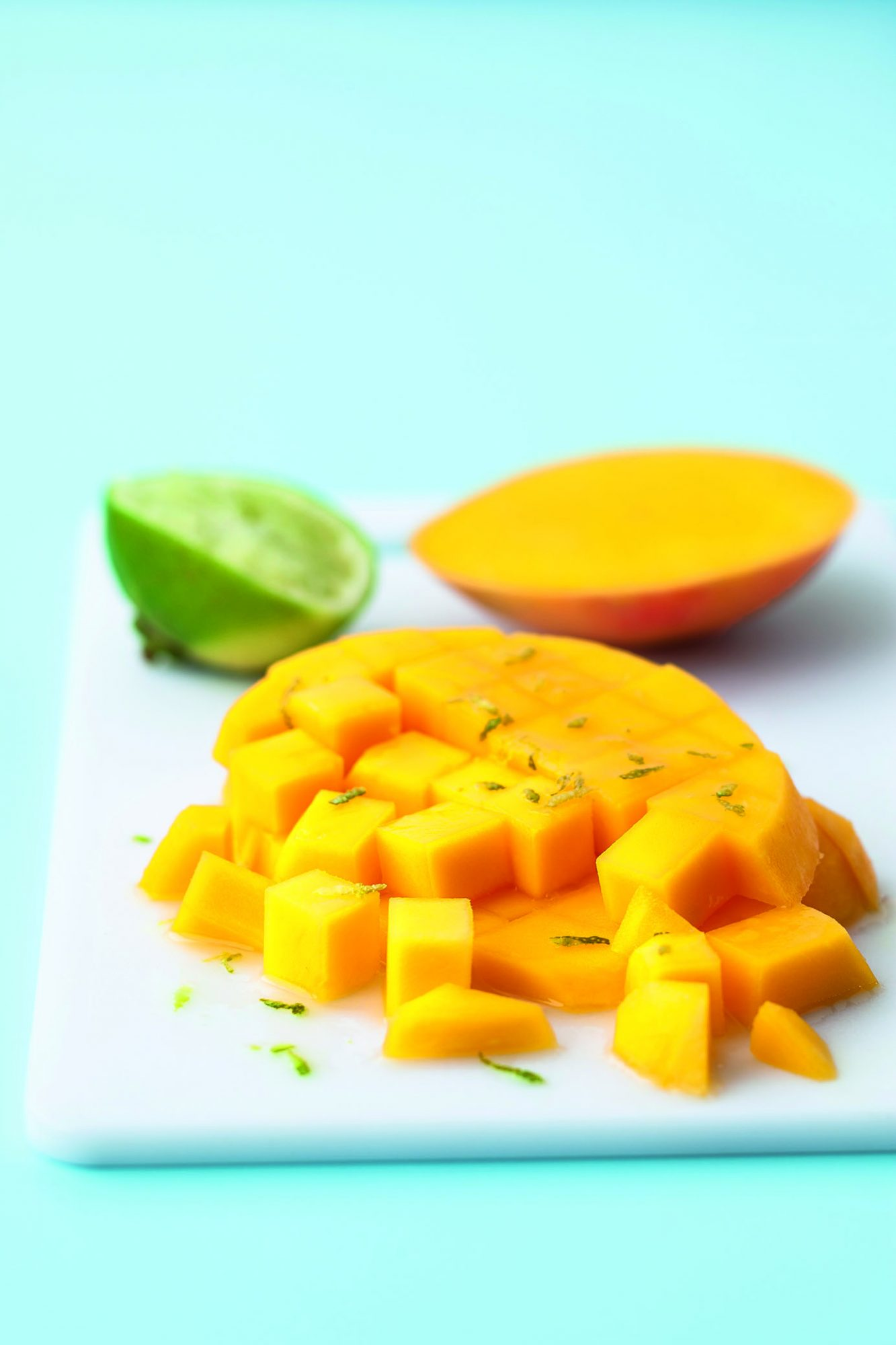 Mango And Lime