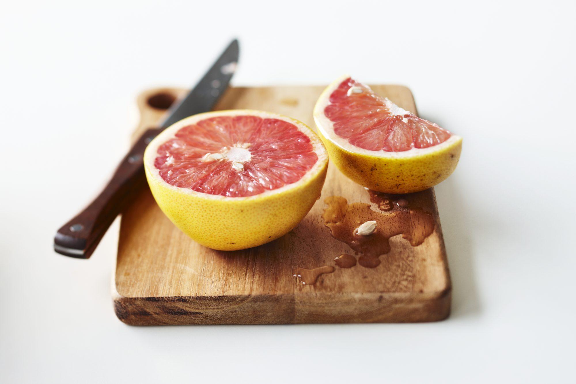 cut-grapefruit
