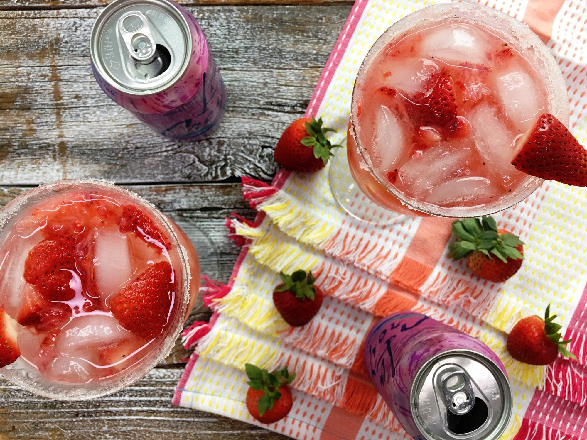 La Croix Strawberry Daiquiri