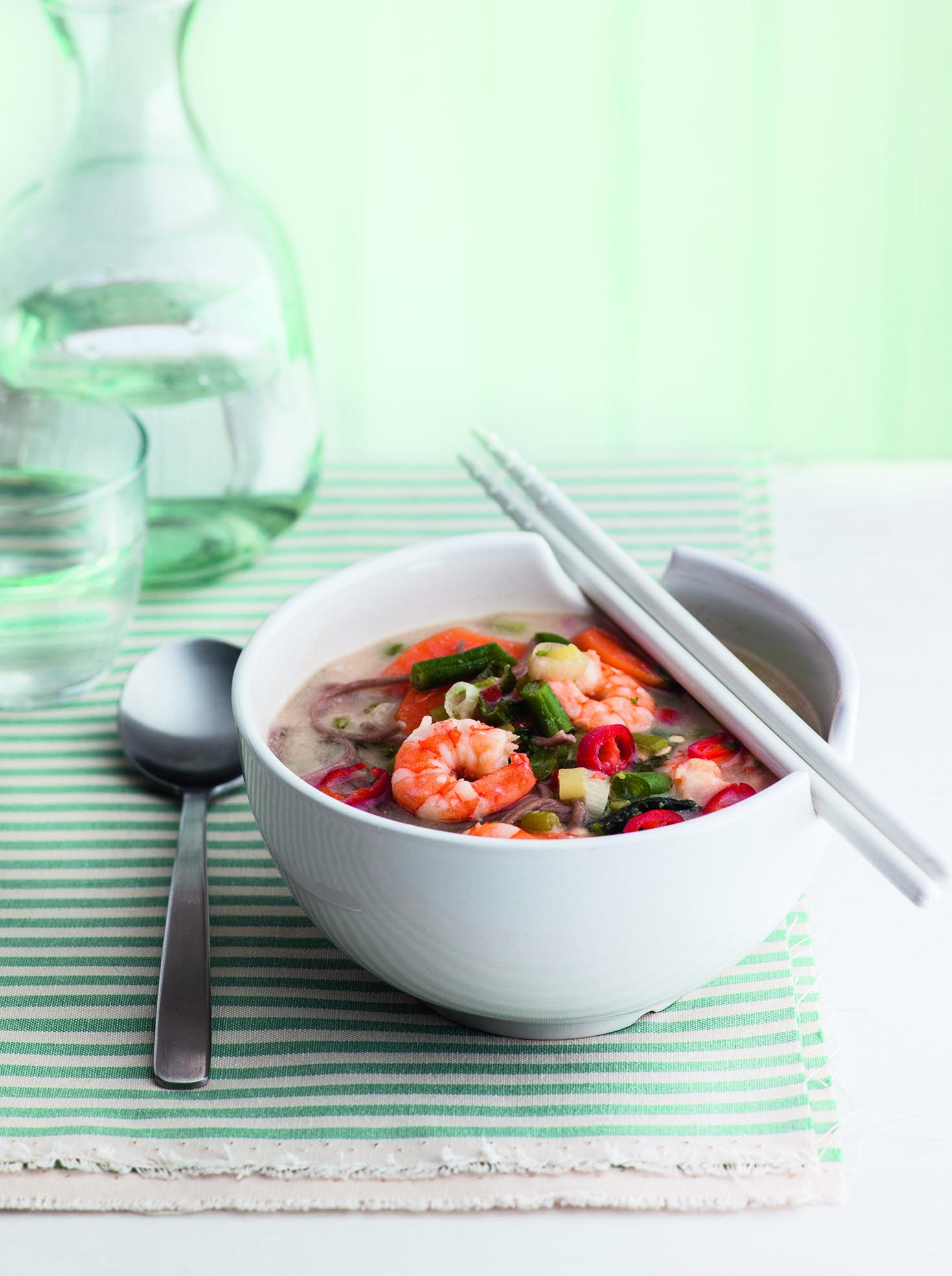 oh- Shrimp Miso