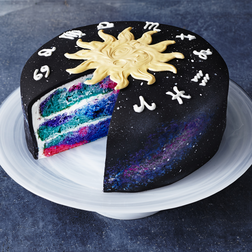 Zodiac Cake image
