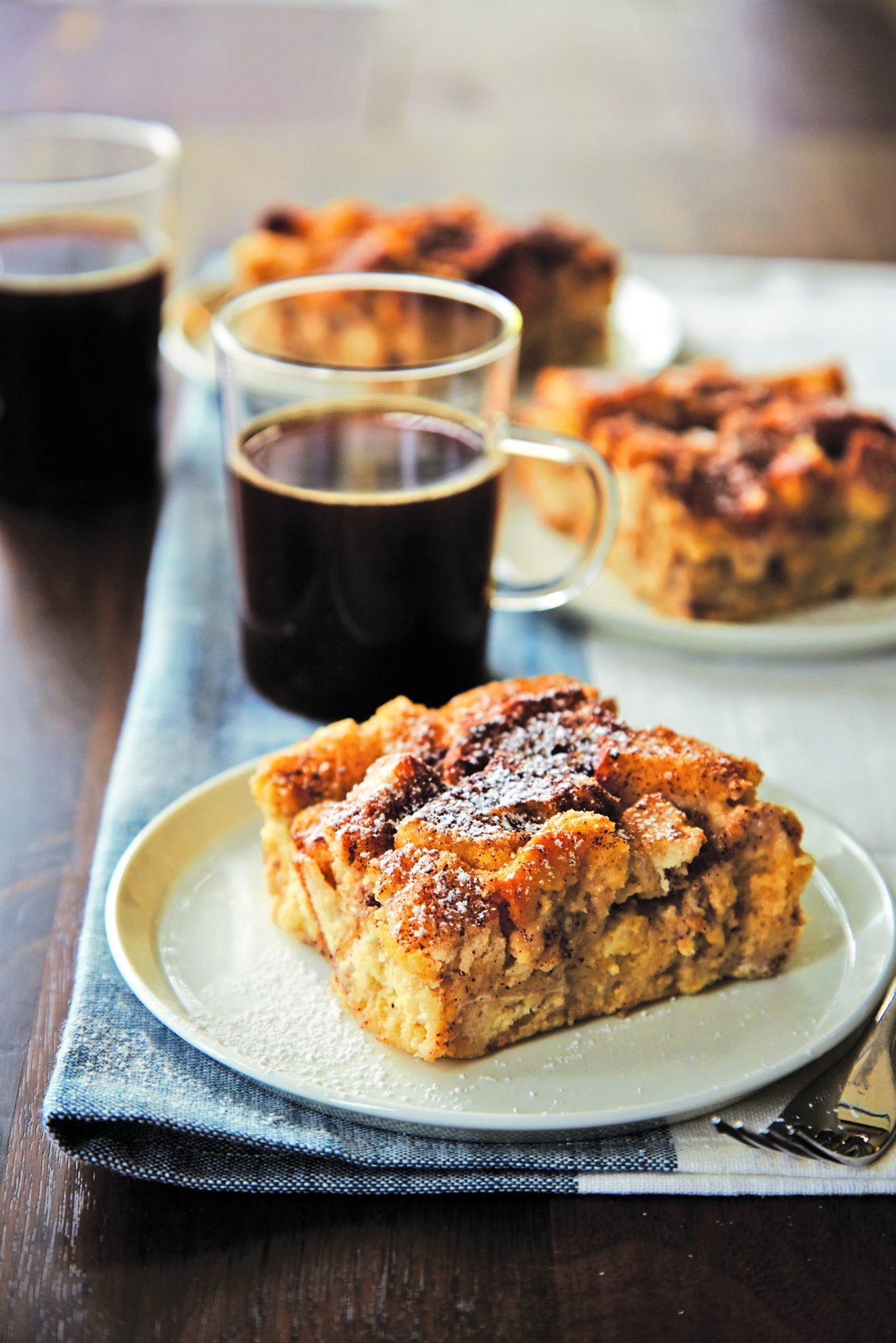 Maple French Toast Casserole