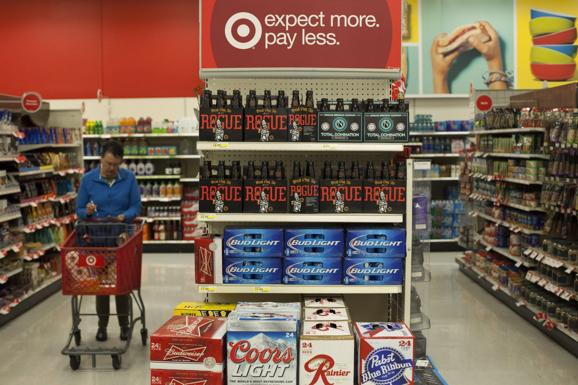 Target Is Expanding Its Booze and Craft Beer Selections in Over 300 Stores