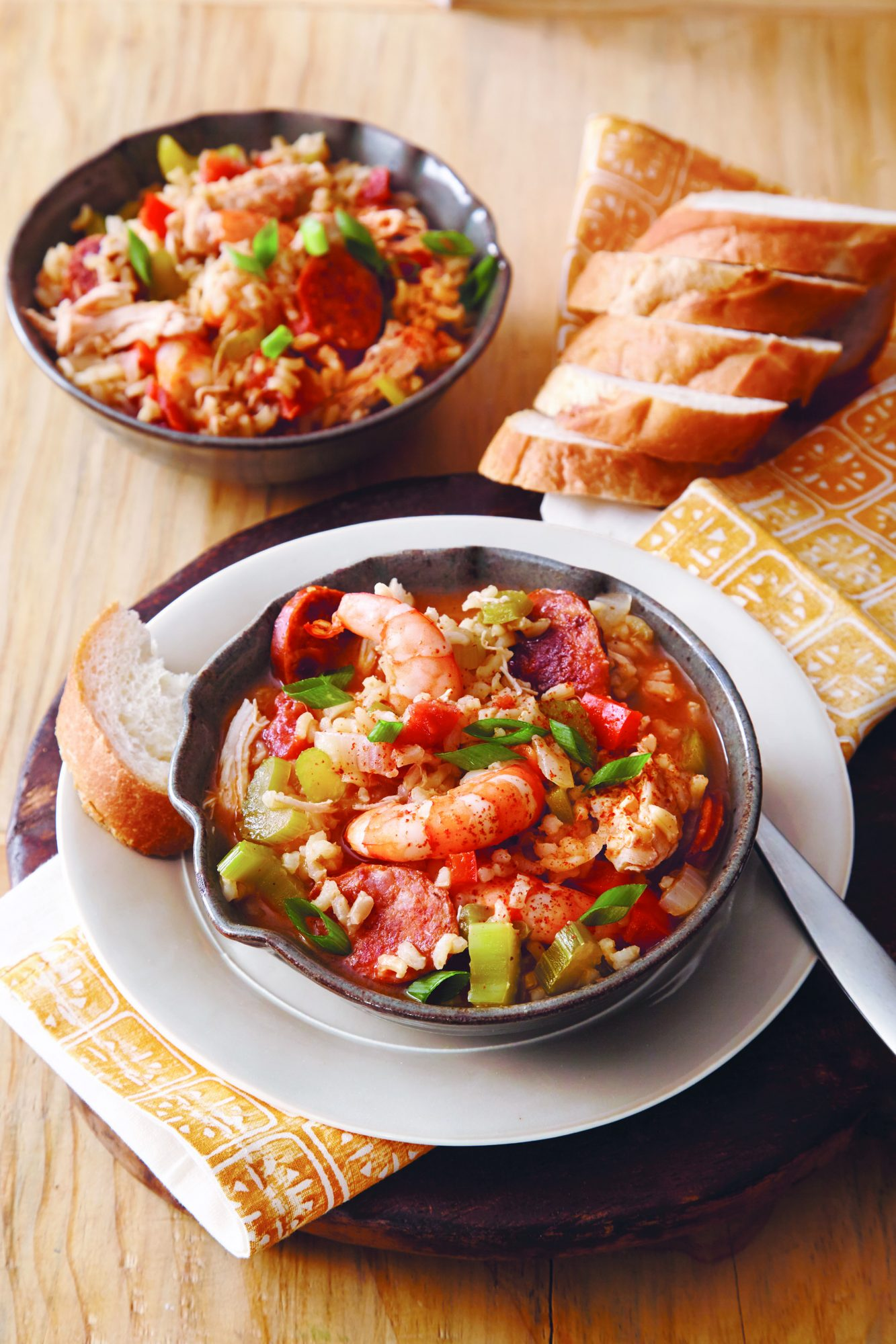 Instant Pot Jambalaya Recipe Myrecipes