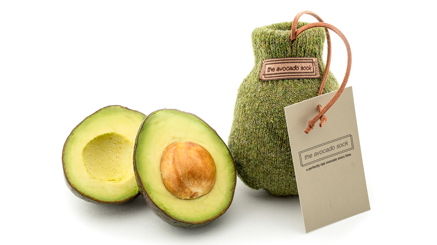 EC: The Avocado Sock Claims to Perfectly Ripen Your Fruit