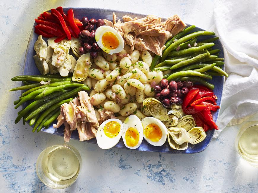<p>Niçoise Gnocchi Salad image</p>