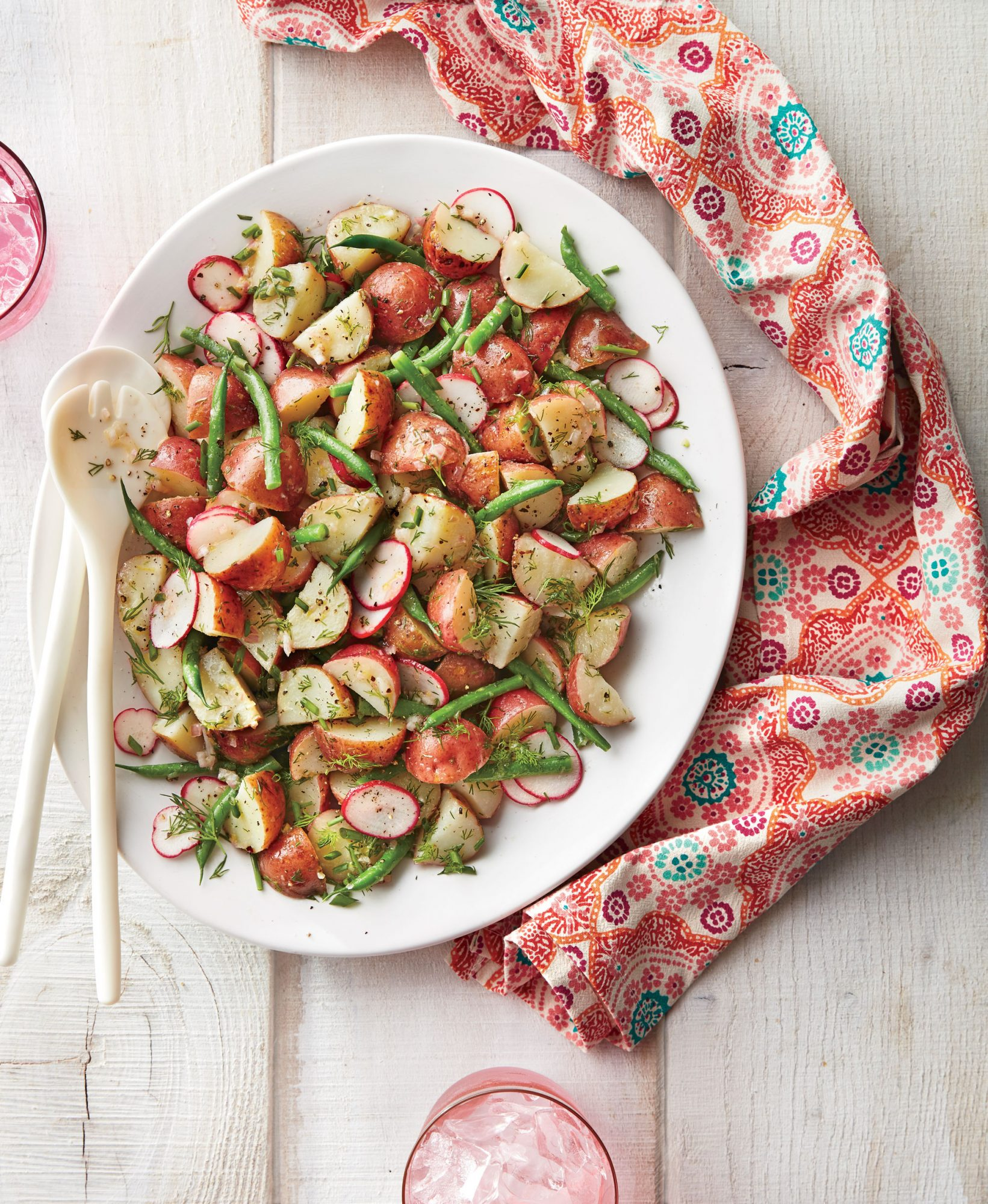 tangy-potato-green-bean-salad