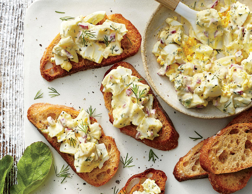 Picnic Egg Salad