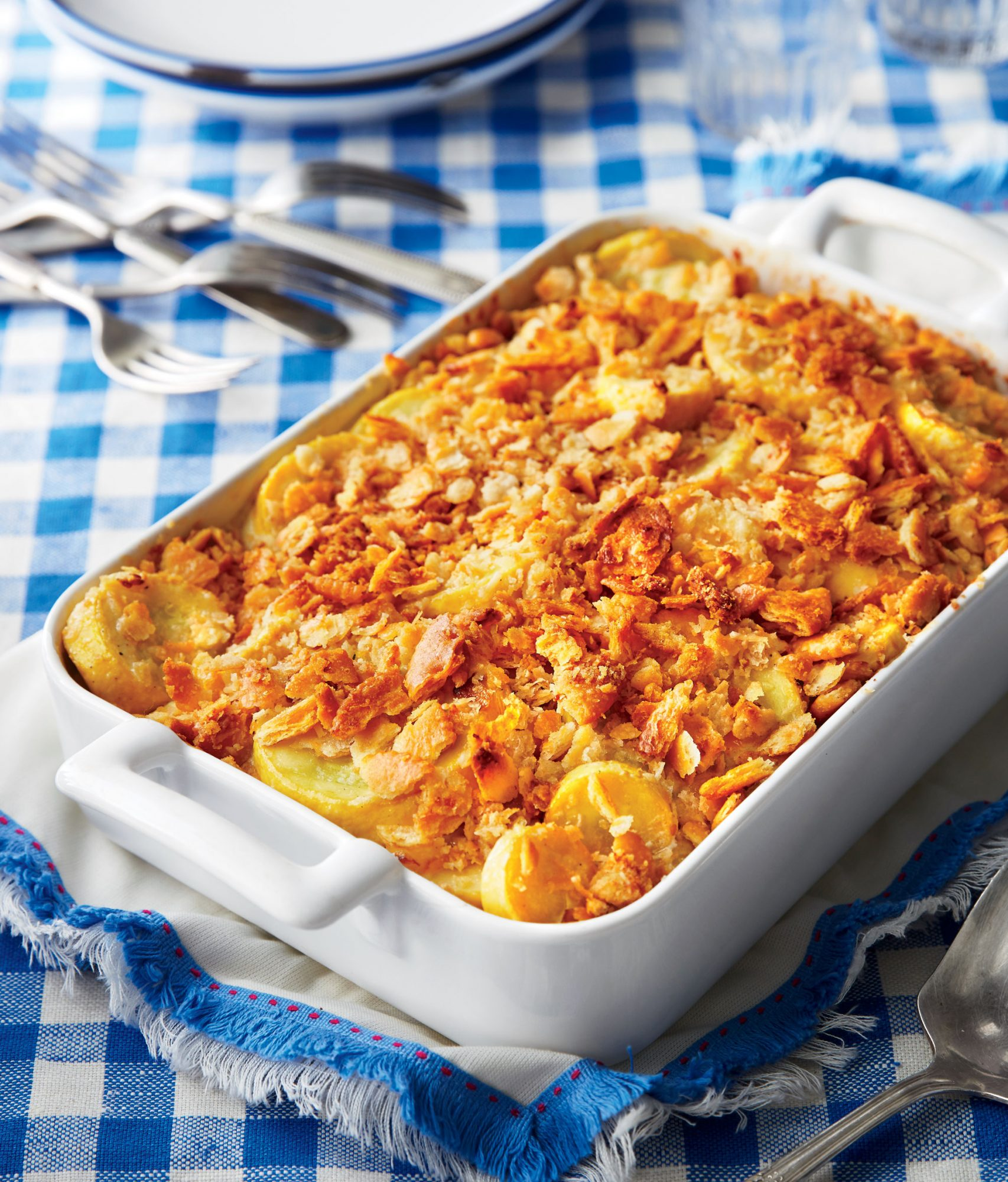 33 Piping Hot Casseroles