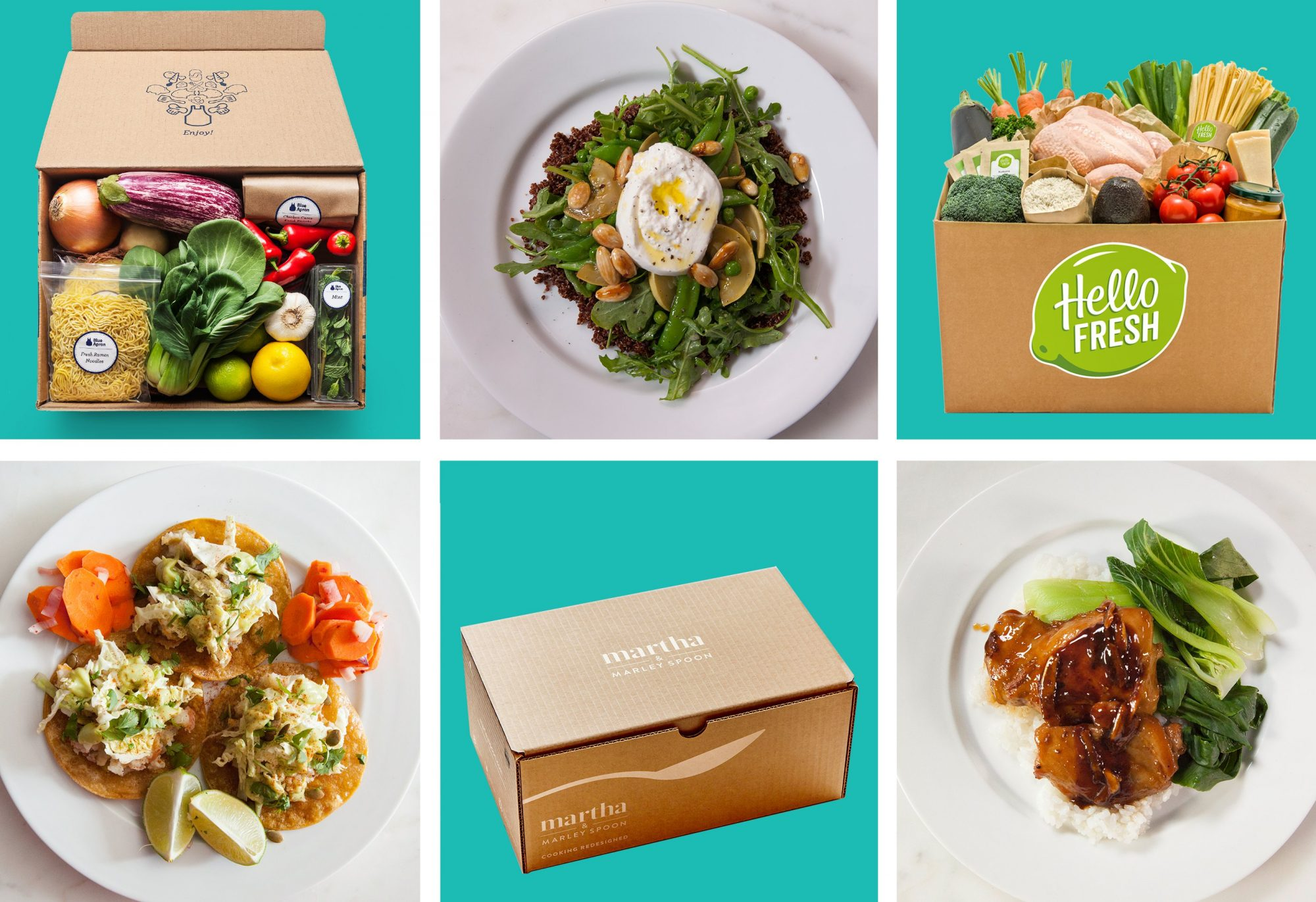 This Is the Best Meal-Kit Service on the Market Right Now