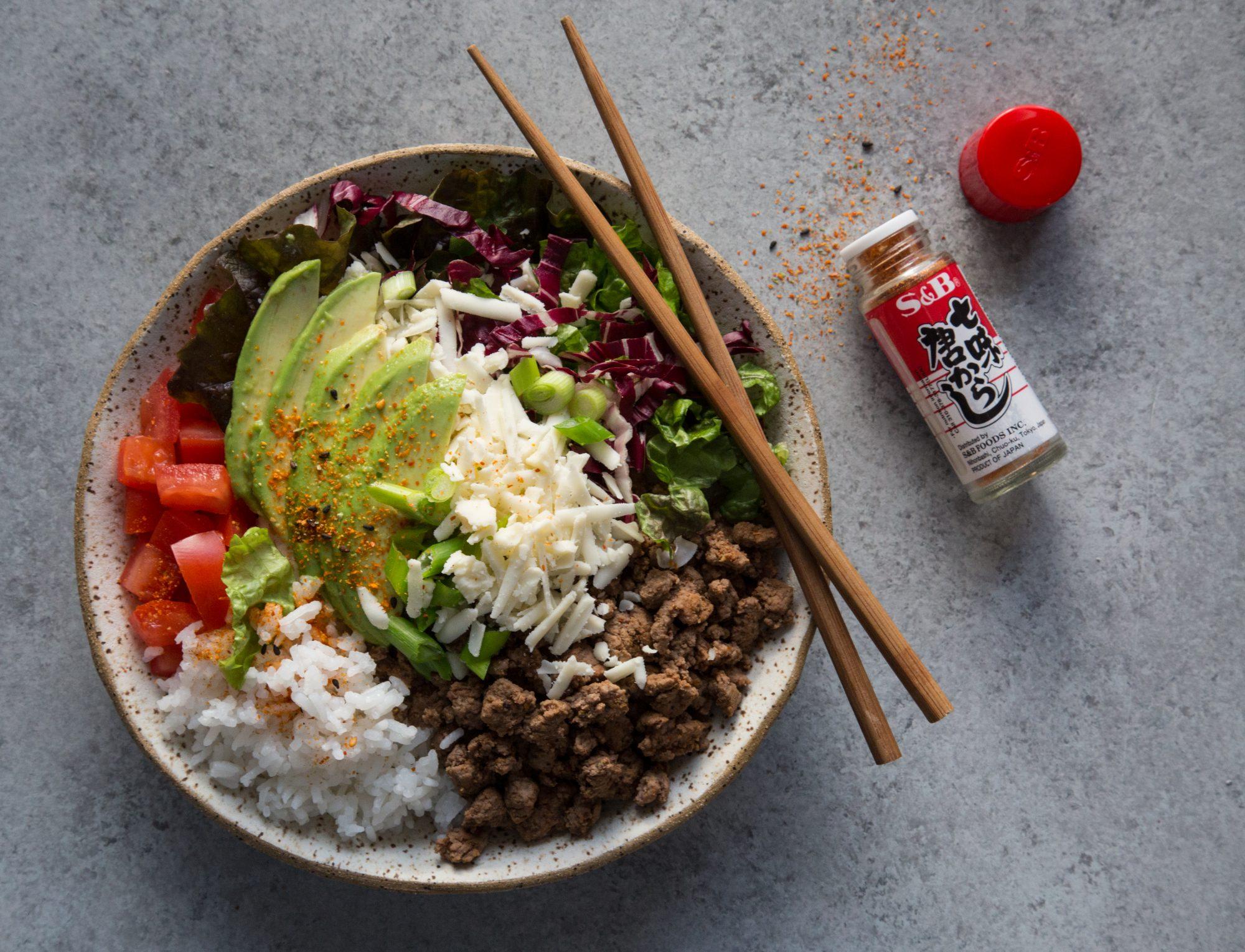 Taco Rice Recipe Myrecipes