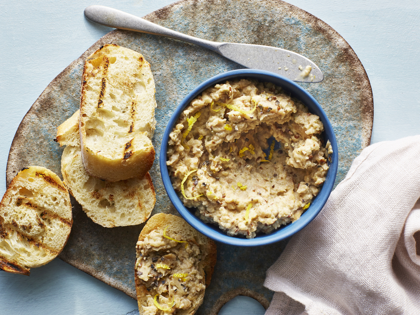 Eggplant Butter image
