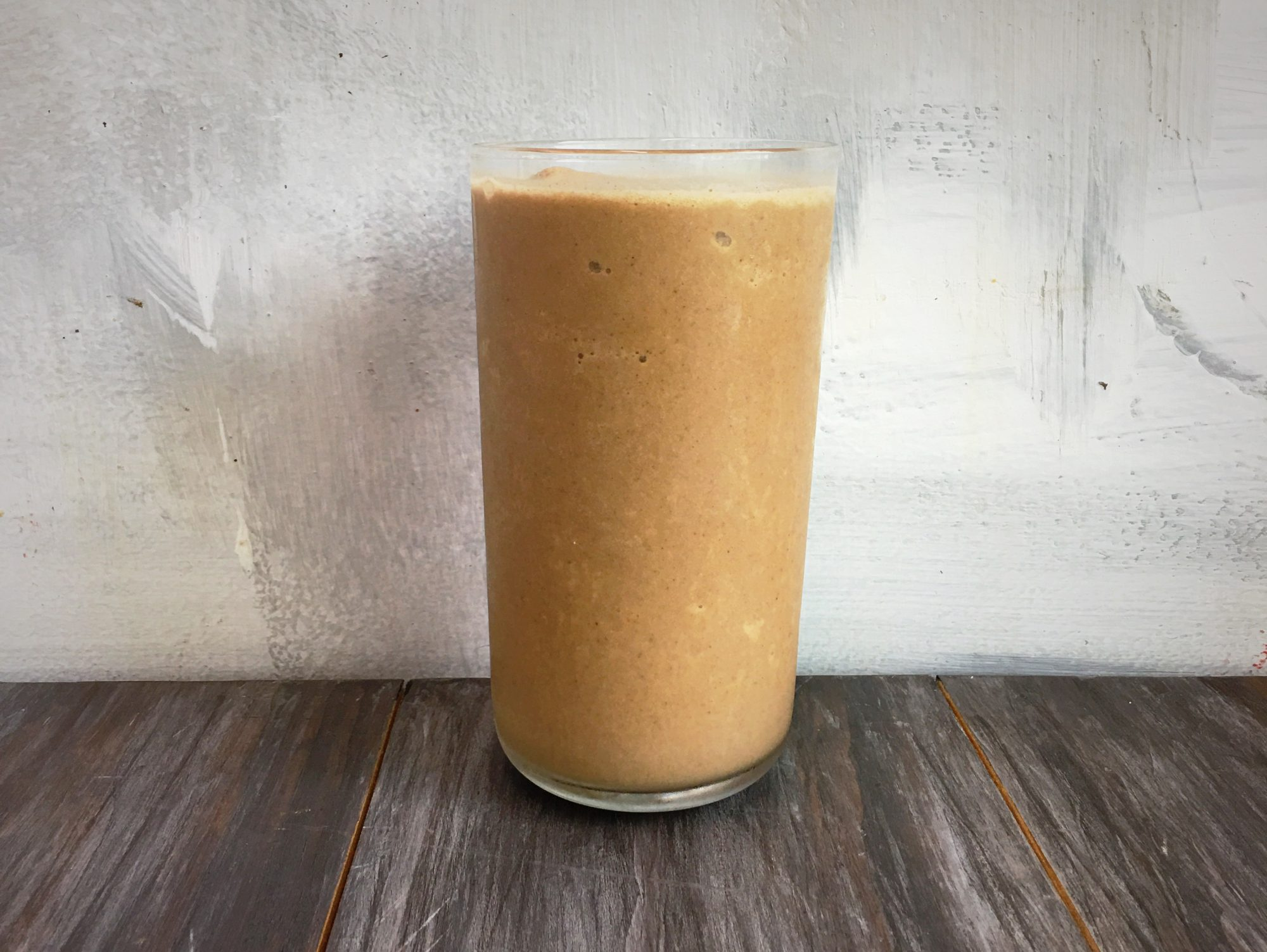 Cold Brew-Banana Smoothie