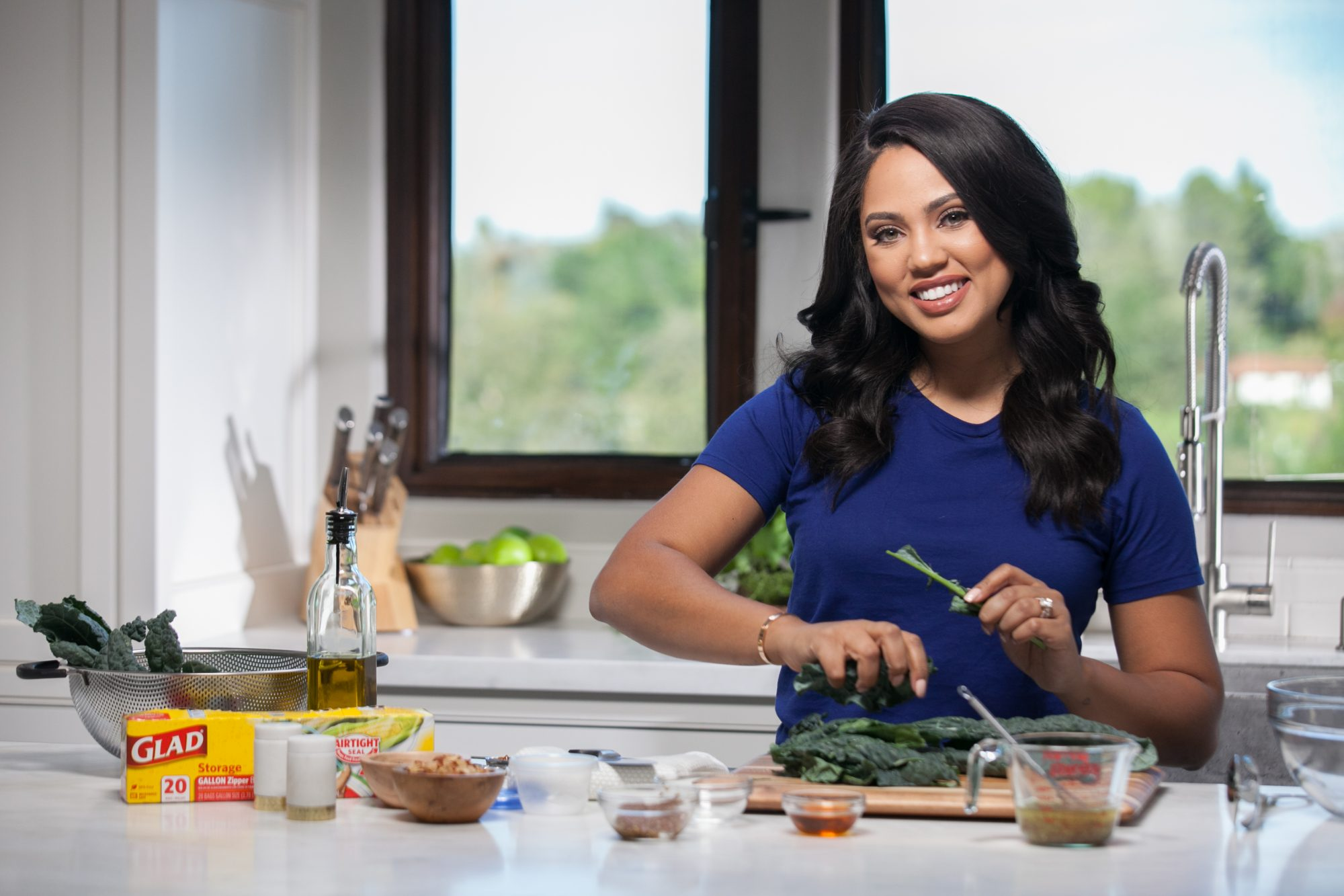 We Talked To Ayesha Curry About Her New Meal Kit Delivery Service, Homemade