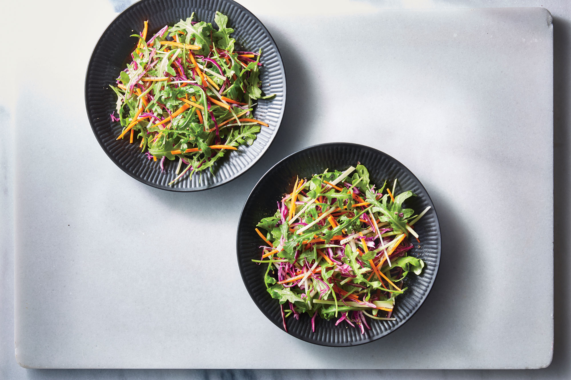 <p>Broccoli-and-Arugula Salad</p>