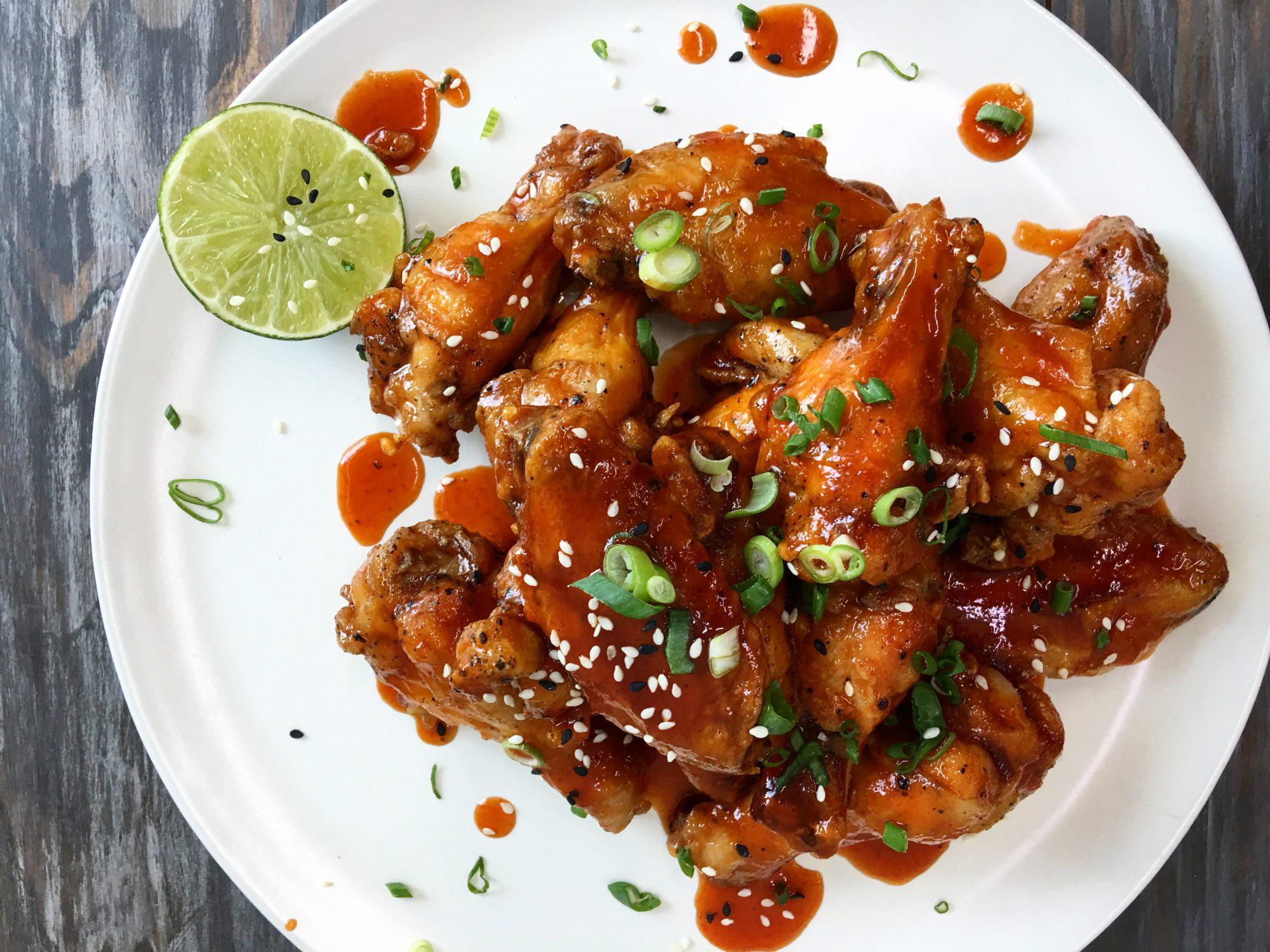 honey-sriracha-wings