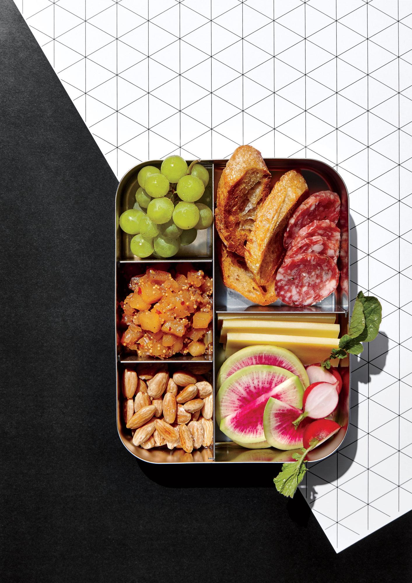 Ploughman's Lunch Box