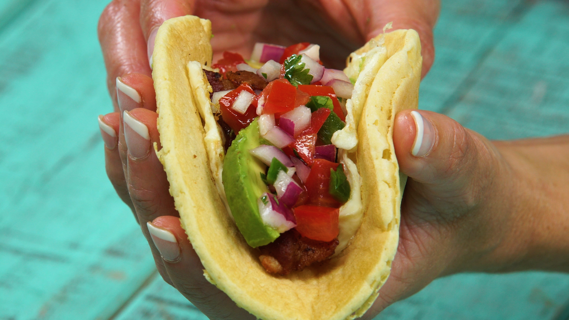 Pancake Tacos: How Have We Not Thought of This Sooner?