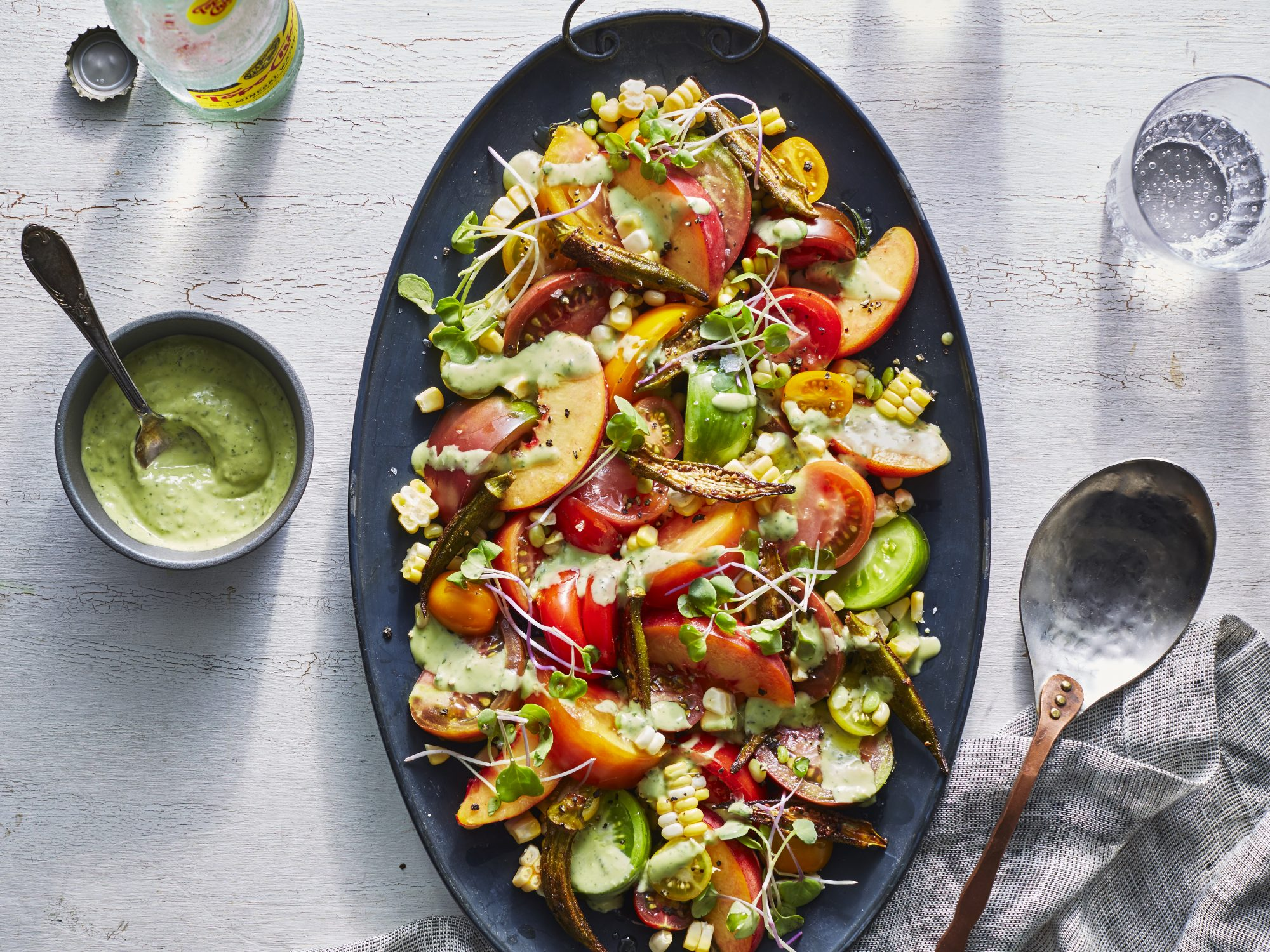The Ultimate Summer Tomato Salad