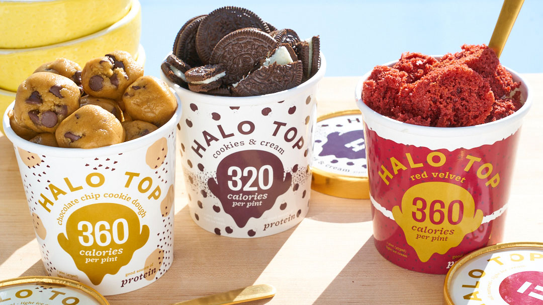 Halo Top Is Now the Most Popular Pint of Ice Cream in America