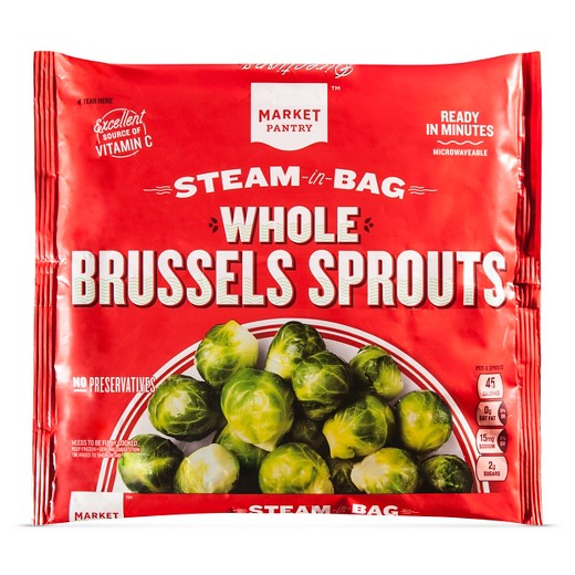 Market Pantry Brussels Sprouts