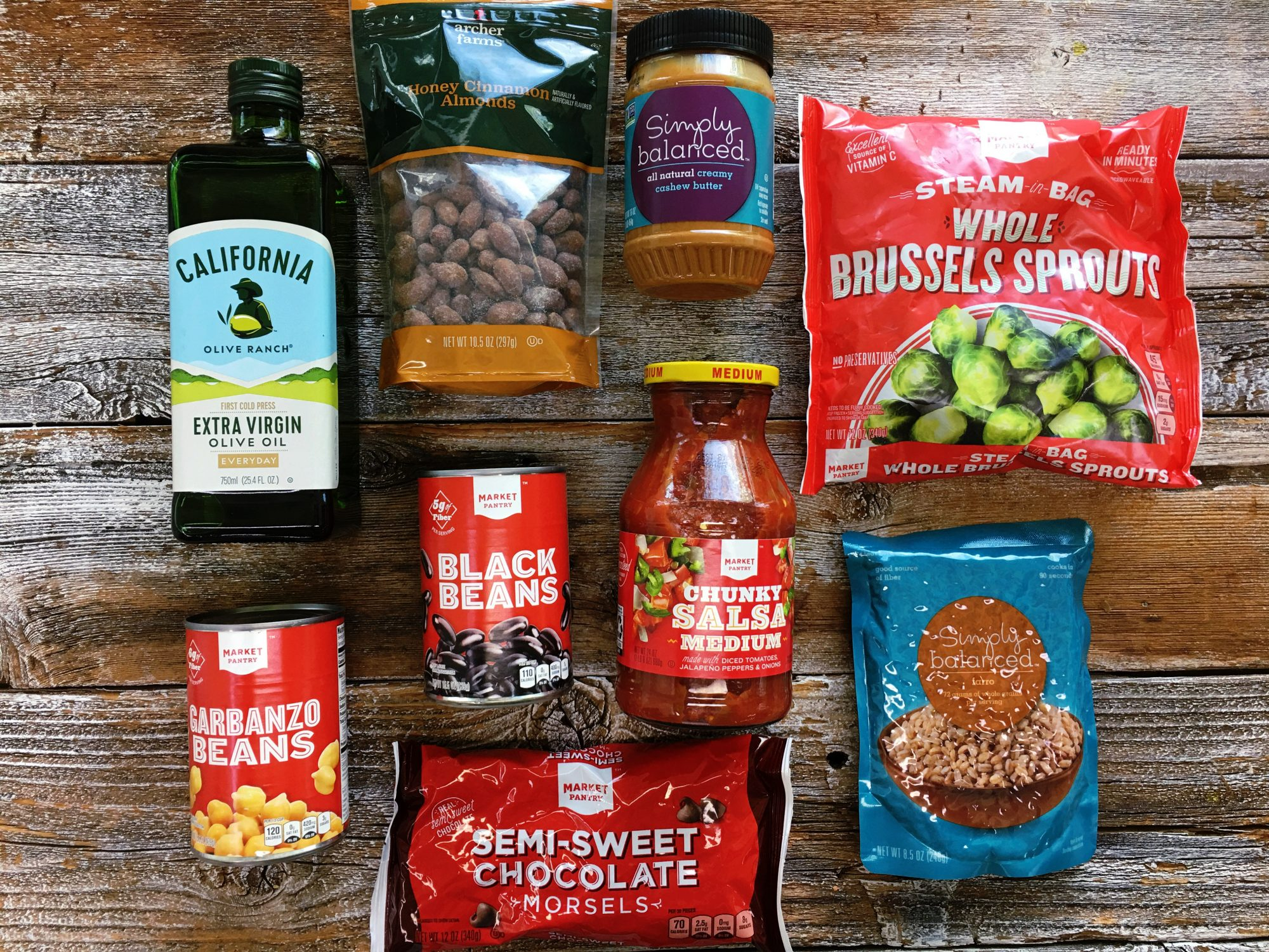 All the Cheap Food Staples That You Should Be Buying at Target