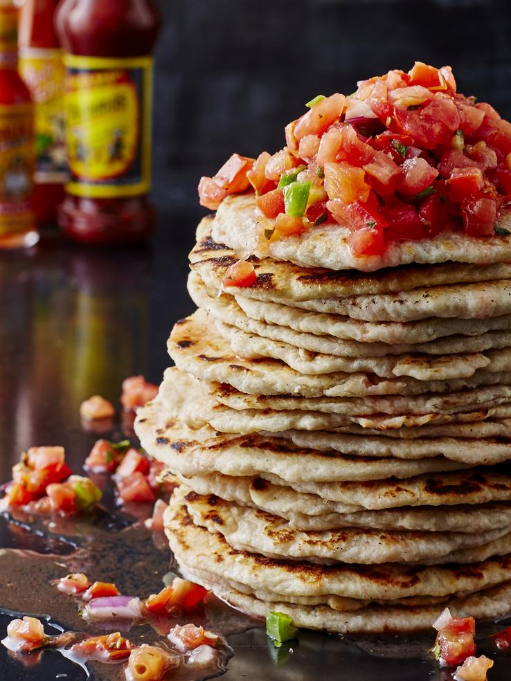 Tortillas de Harina image