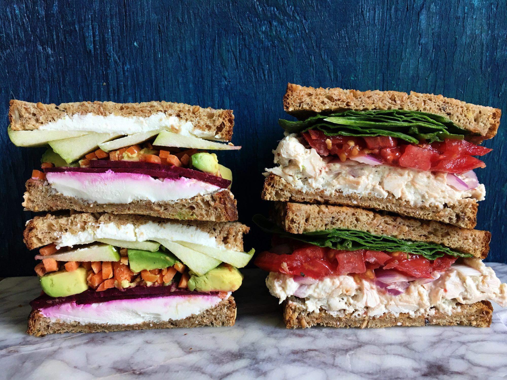 Adult Packable Sandwiches