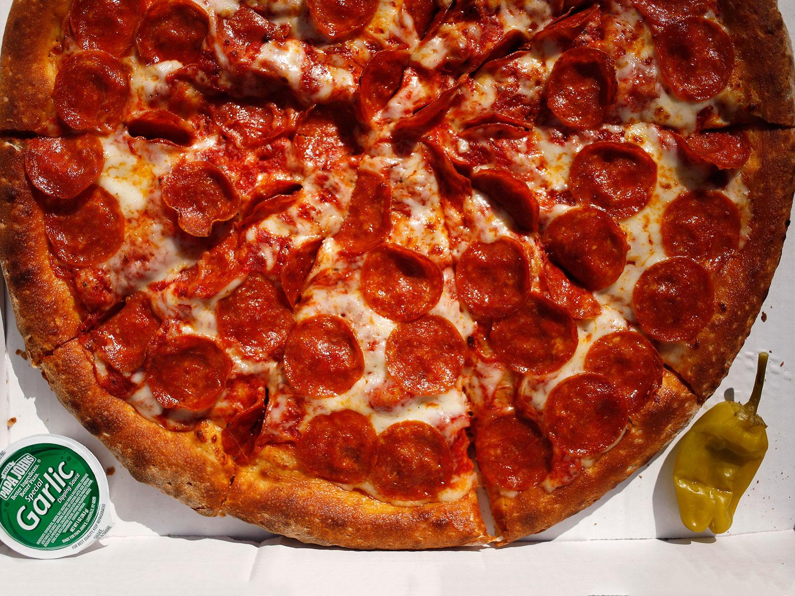 Papa John's New Gluten-Free Pizza Isn't Celiac-Approved