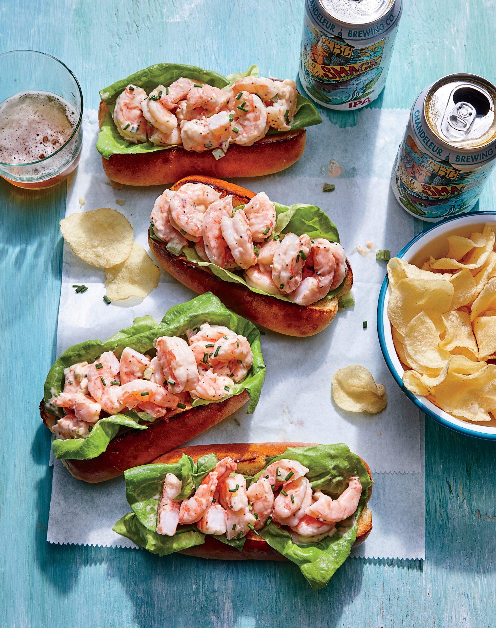 cl-Southern Shrimp Rolls