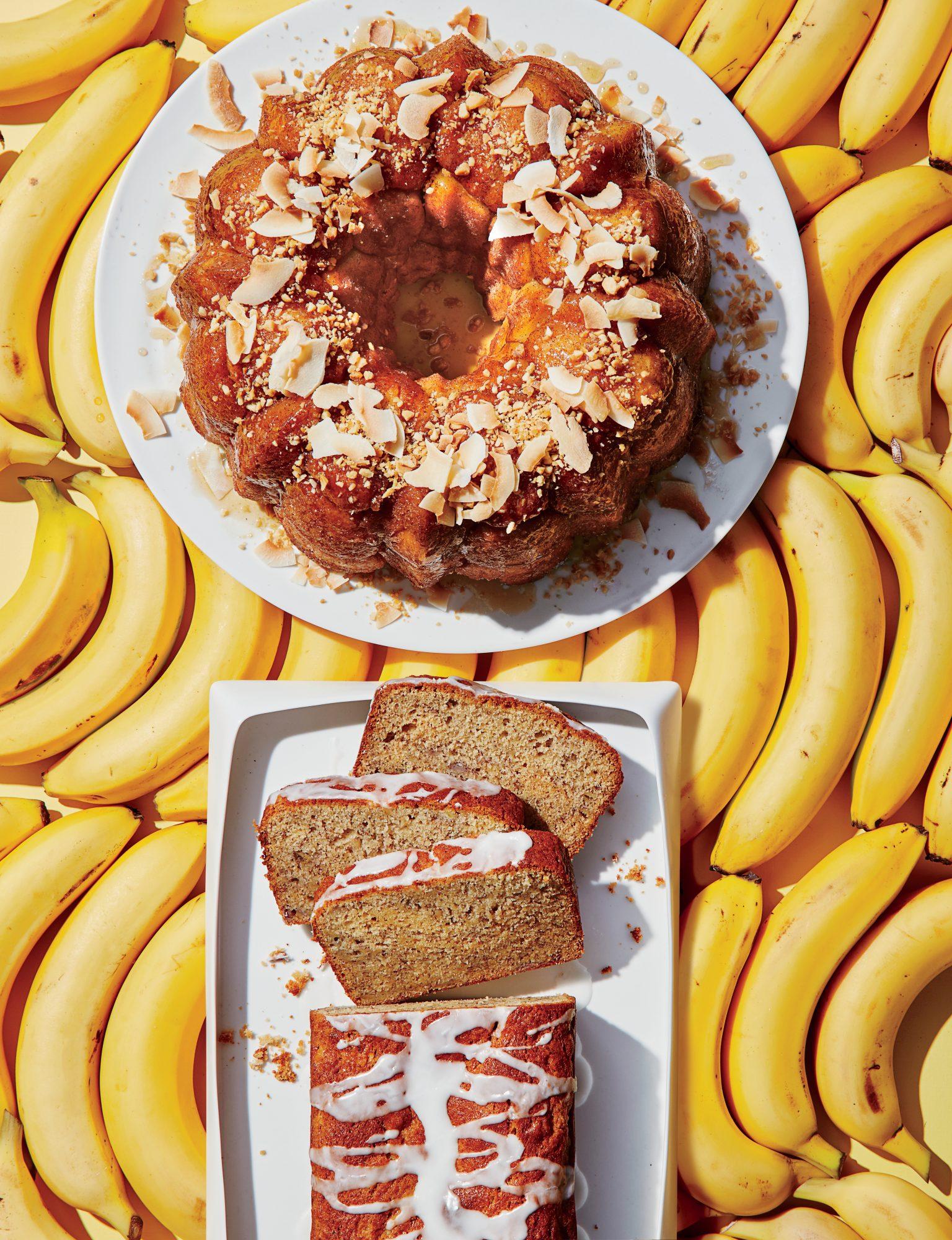 cl-Miso Banana Bread with Yuzu Glaze
