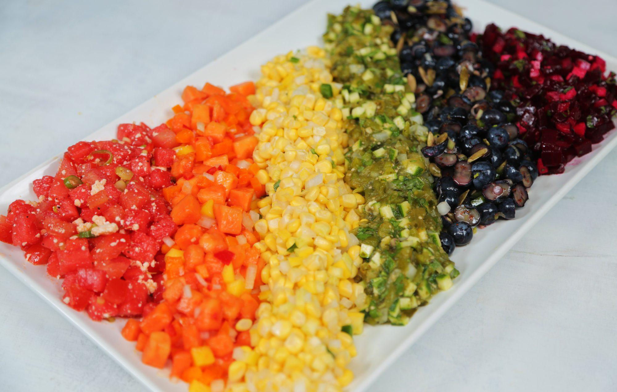 Rainbow Salsa image