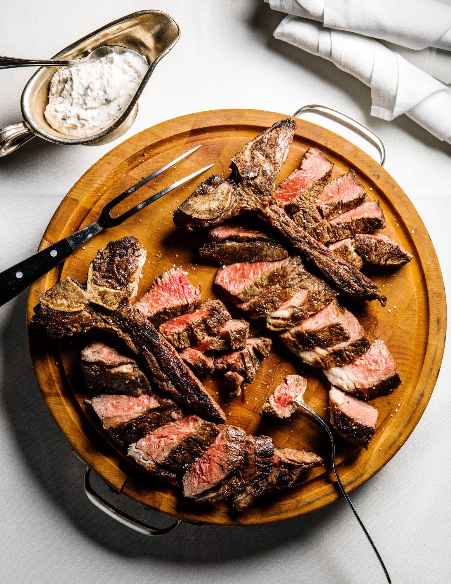Grilled Steak Platter