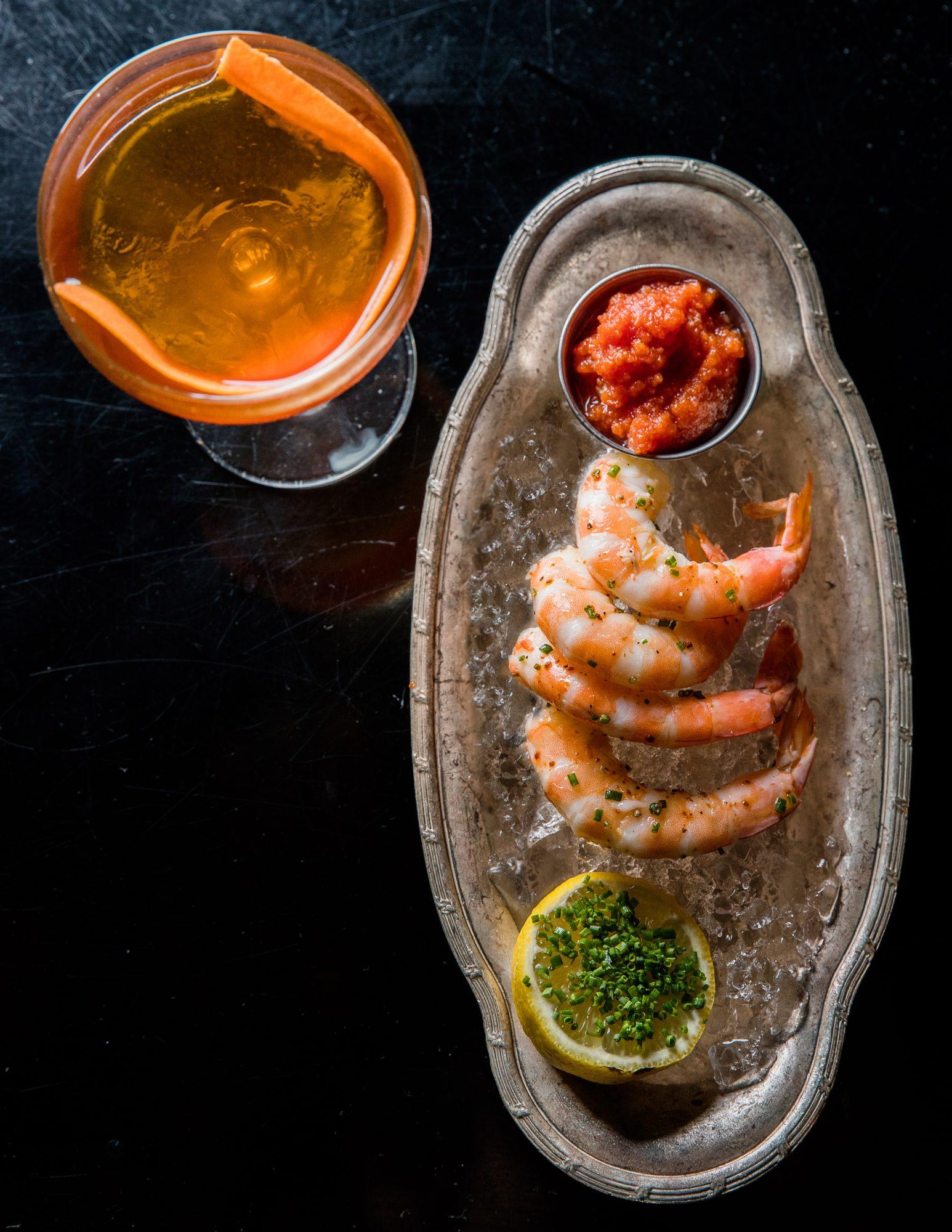su-Shrimp Cocktail
