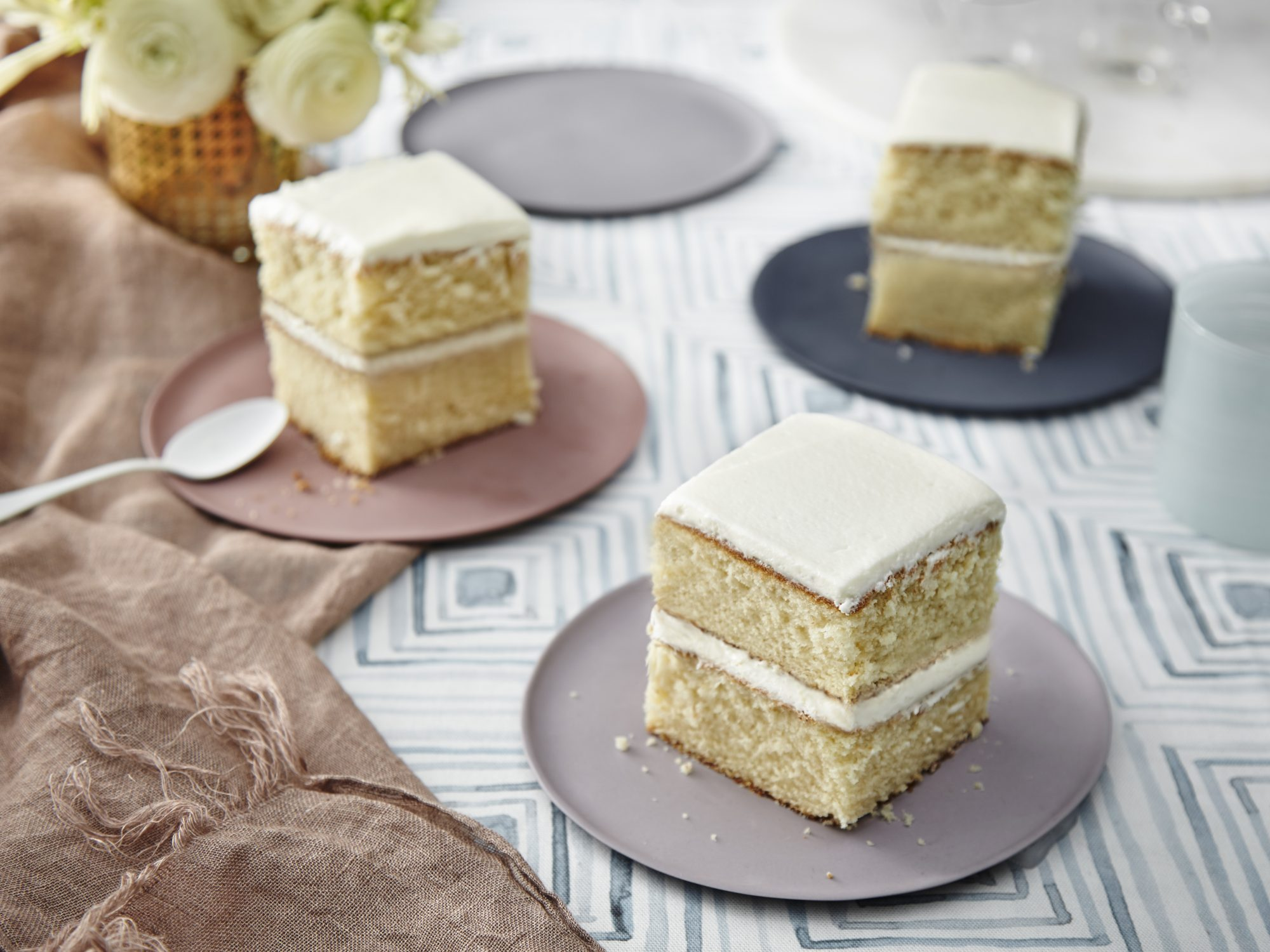 The Basic Yellow Cake Recipe You Can Memorize in Minutes
