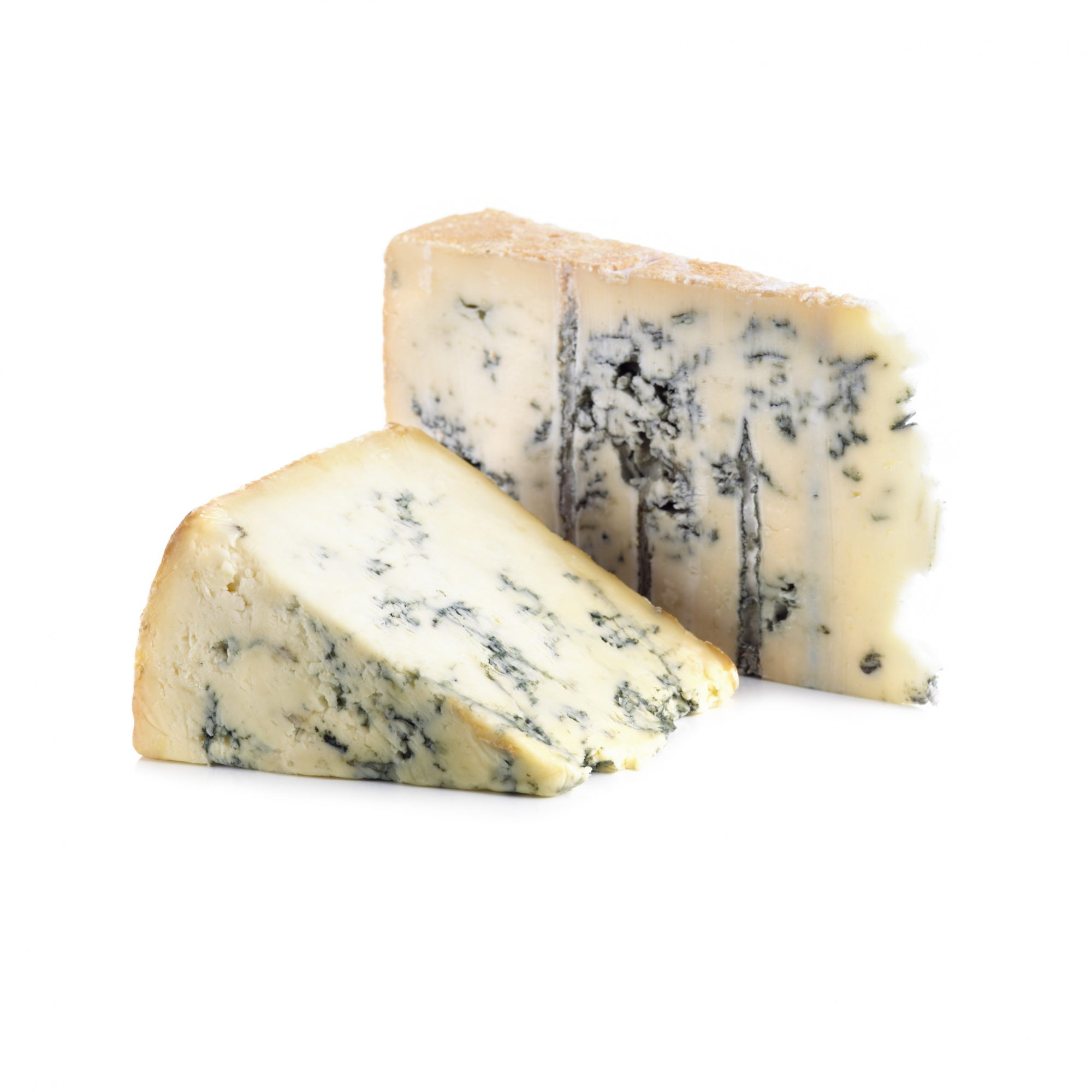 What Makes Blue Cheese Blue?