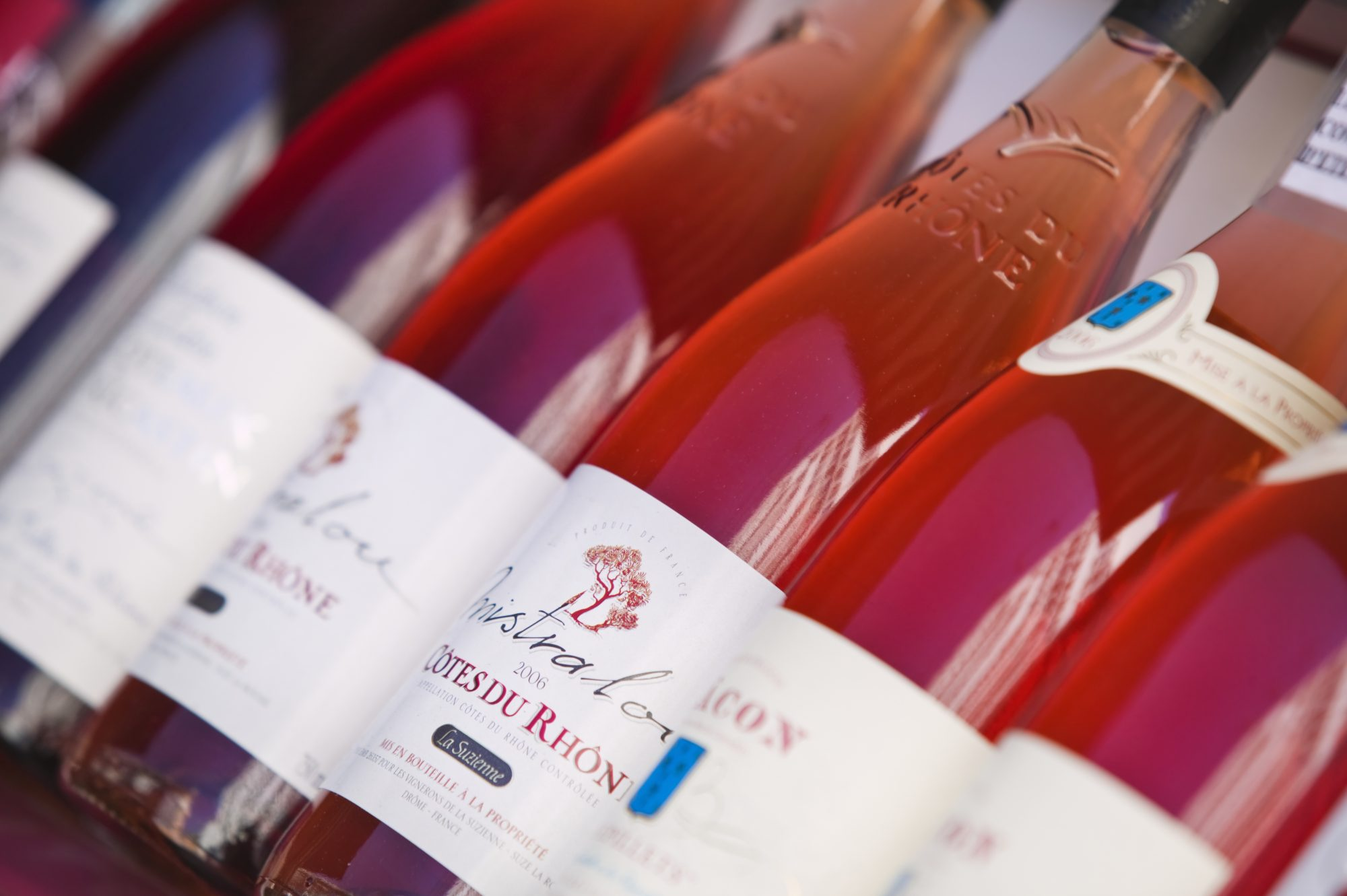 The Rosés Even Syrah and Shiraz Wine Drinkers Will Love