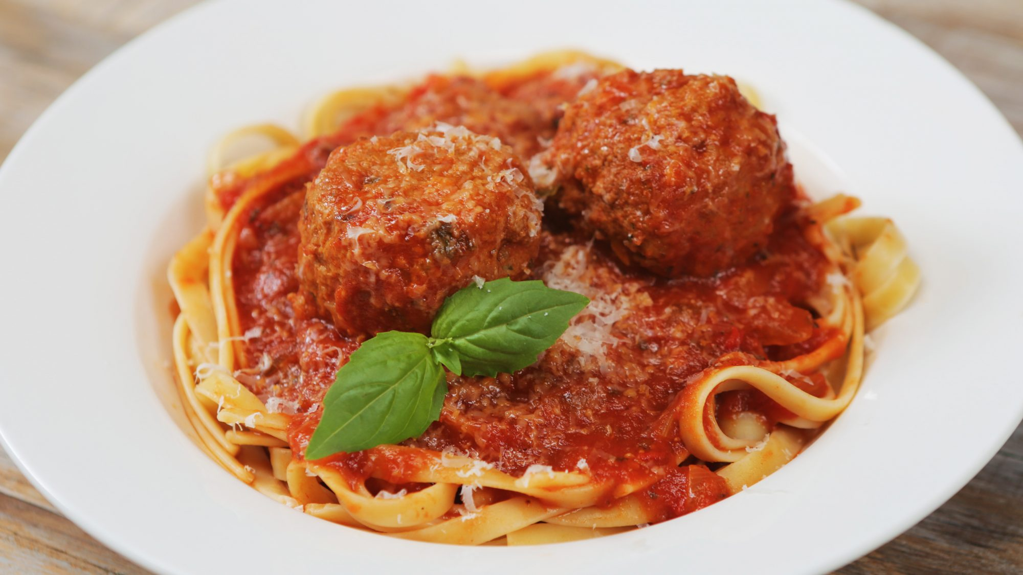 Instant Pot Sunday Sauce and Meatballs image