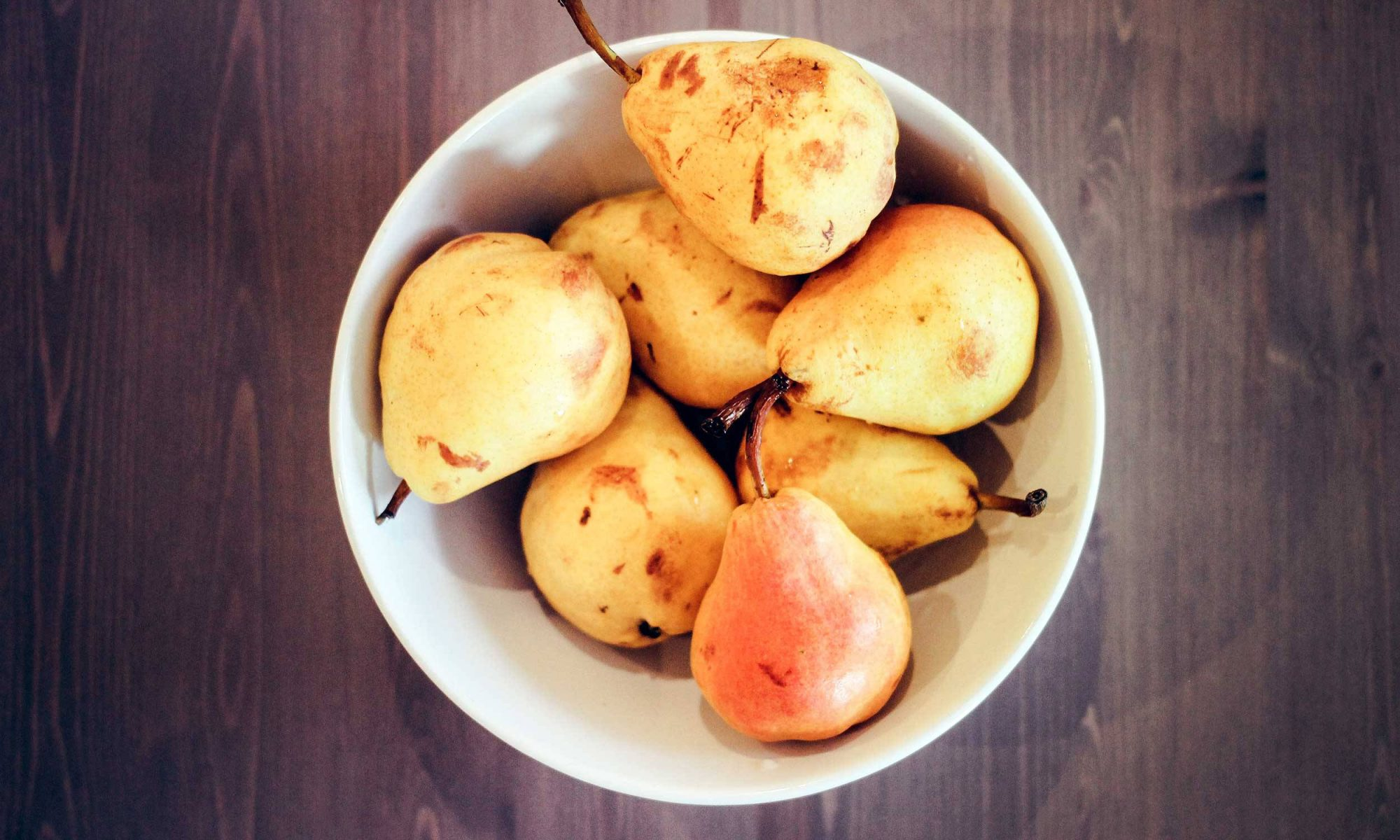 How to Store Pears So They Don't Get Mealy