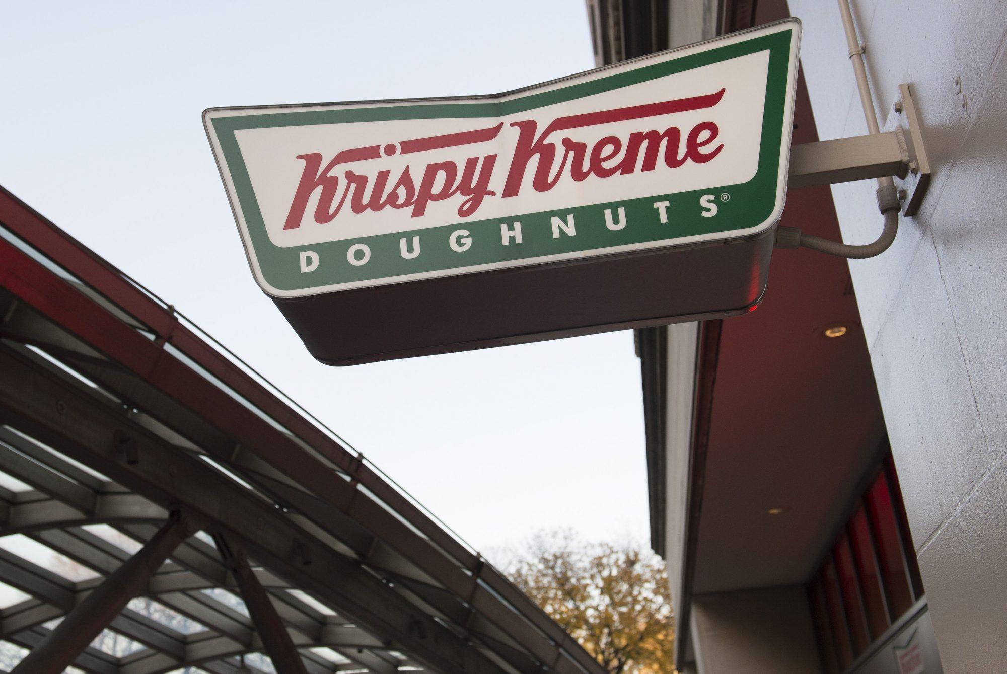 Krispy Kreme Is Selling a Pumpkin Spice Doughnut — But Not for Long