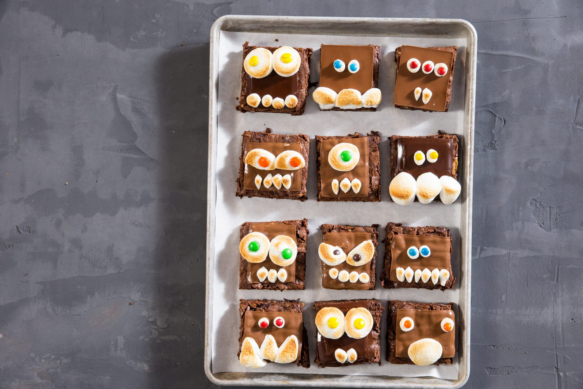 17 Wicked Good Brownies for Halloween