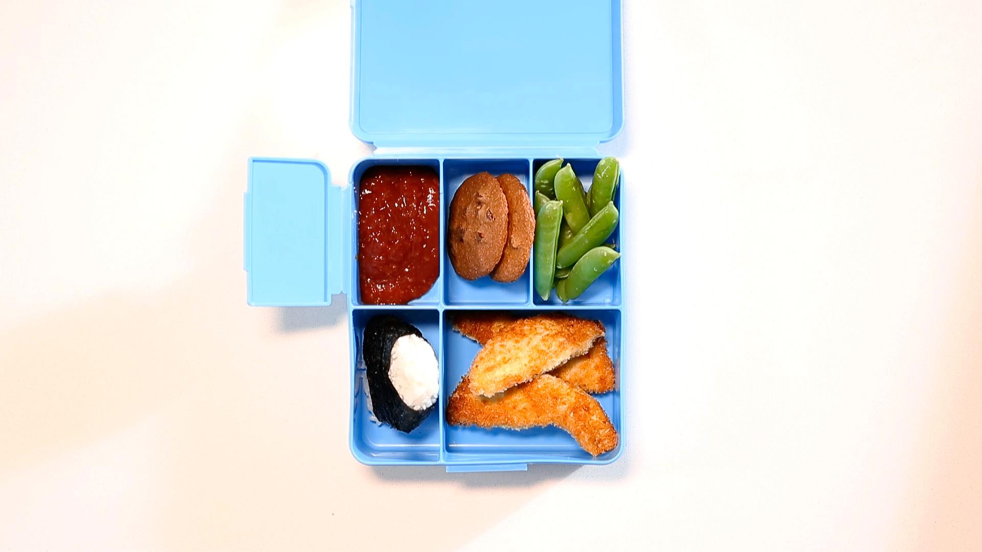 Panko Chicken Bento Box Lunch