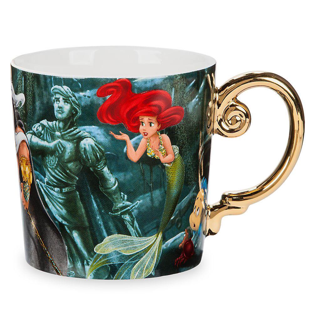 Ariel Coffee Mug