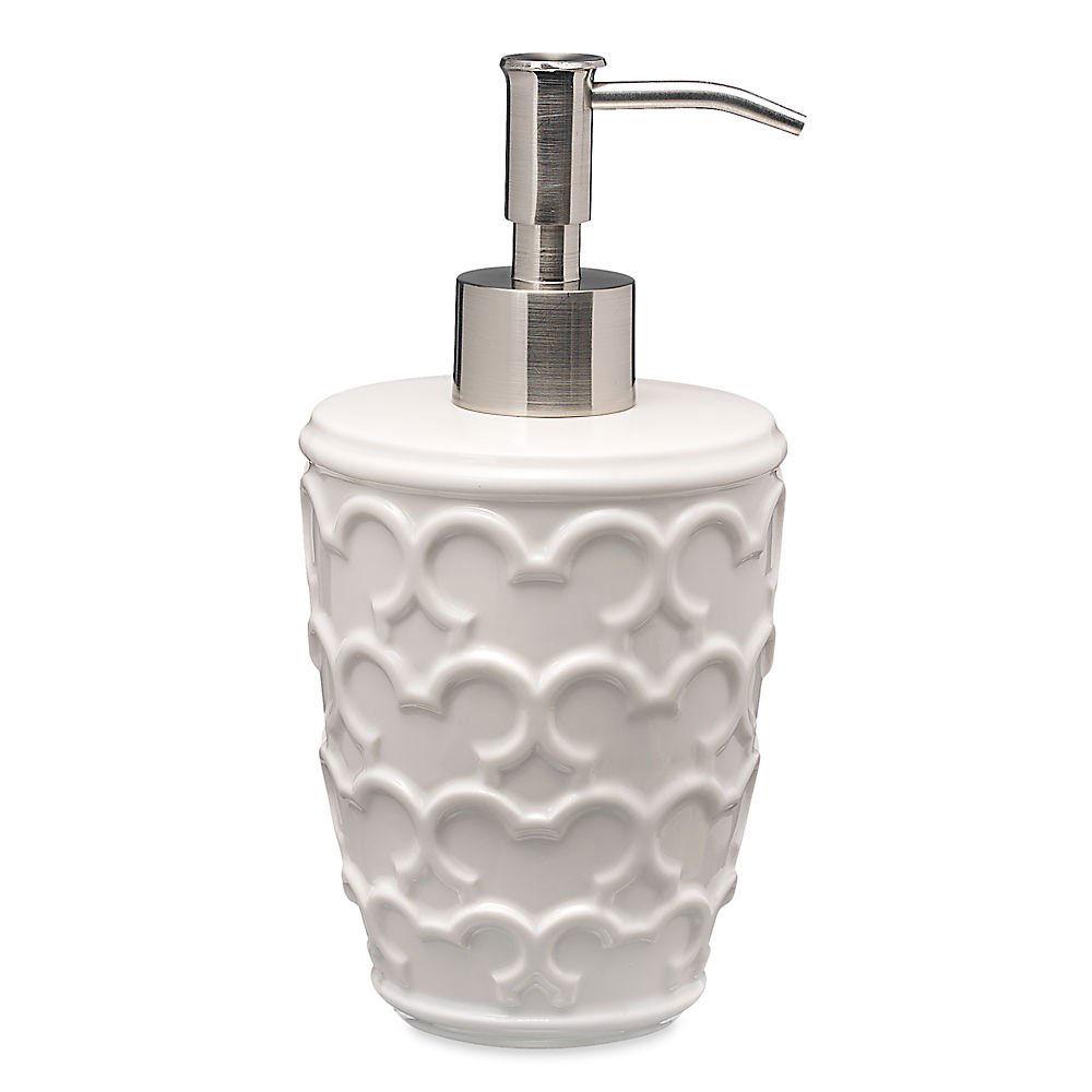 Mickey Mouse Icon Liquid Soap Dispenser
